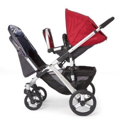 UPPAbaby Vista with Rumble Seat