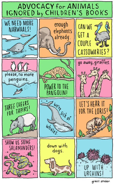 incidentalcomics:  Animal Advocacy
