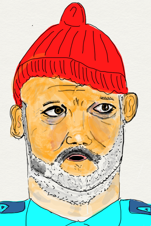 This is Bill Murray - The Life Aquatic