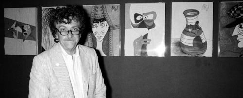 theatlantic:  Kurt Vonnegut's 8 Tips on How to Write a Great Story  1. Use the time of a total stranger in such a way that he or she will not feel the time was wasted. 2. Give the reader at least one character he or she can root for. 3. Every character should want something, even if it is only a glass of water. 4. Every sentence must do one of two things—reveal character or advance the action. 5. Start as close to the end as possible. 6. Be a Sadist. No matter how sweet and innocent your leading characters, make awful things happen to them—in order that the reader may see what they are made of. 7. Write to please just one person. If you open a window and make love to the world, so to speak, your story will get pneumonia. 8. Give your readers as much information as possible as soon as possible. To hell with suspense. Readers should have such complete understanding of what is going on, where and why, that they could finish the story themselves, should cockroaches eat the last few pages. Via Brainpickings/Reddit [Photo: AP]