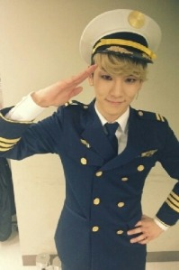 {ME2DAY} [translation] 120404 Key's Me2Day Update CATCH ME IF YOU CAN!!! Today,  오늘 두 번째 공연 끝냈어요 많이 와주셔서 감사합니다! 나 잡아봐라~~~'ㅂ' Translate: CATCH ME IF YOU CAN!!! Today, I finished the second performance, thank you a lot for those who came! Try to catch me~~~'ㅂ' source: SHINee's Me2Day Translated by:  mayafeby