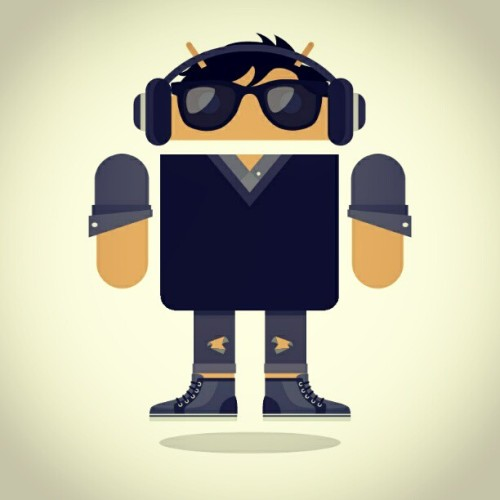 Androidify (Taken with instagram)