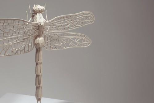 Artwork made out of matches  Kyle Bean, Stick Insects