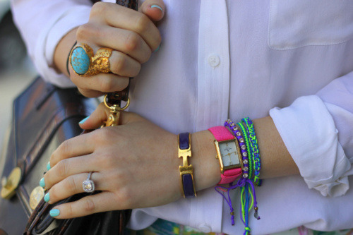 #ValleGirls find the most expression through accessories. #VGWardrobeWednesday