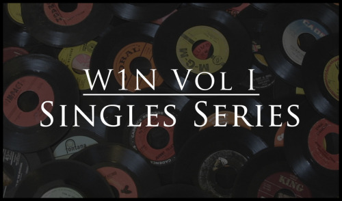 Introducing the W1N Volume I Singles Series. We're bringing you a new single every W1NSDAY until our full album drops this summer. Be on the lookout for the first release later today on our Music page, and keep an eye out for new singles every week.