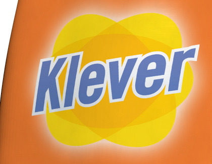 Klever Logo and 3D Package Render