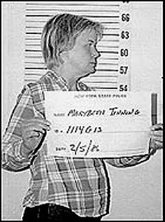 On January 20, 1972, Marybeth Tinning rushed her two-year-old son, Joseph Jr., to the emergency room in Schenectady, NY. She claimed he'd suffered some kind of seizure, but doctors couldn't find anything wrong with him. Hours later, she returned again and, this time, little Joseph Jr. was dead. Tinning said she'd put him to bed, then found him tangled in the sheets. It seemed a horribly tragic loss for Tinning and her husband, Joe — her father had died of a heart attack the previous October and their newborn daughter, Jennifer, had died just a month before, from meningitis and had never even left the hospital.Police investigated, the but there was no evidence of a crime. However, less than six weeks later, Tinning returned to the emergency room with their remaining child, Barbara, age 4. The doctors wanted to keep Barbara, but Tinning insisted on taking her home. Hours later, Tinning returned with an unconscious Barabara, who later died. All three Tinning children had died within 90 days of each other.Sadly, it didn't end there. Over the years, the Tinnings continued to have more children, and even adopted an infant, and most of them survived only a few months. Some deaths were blamed on SIDS, though the odds of it occurring more than once to the same family are astronomical. Doctors did all kinds of studies to see if the problem was genetic, which seemed to be ruled out when their adopted son, Michael, died as well. Questions were asked, but not enough people from different organizations put their information together to launch an investigation. Each time the Tinnings had another child, some people would wonder how long the baby would live.It wasn't until the death of the Tinning's ninth child, Tami Lynne in 1985 (fourteen years after her killing spree began), that police finally arrested her. Tinning confessed to smothering Tami Lynne with a pillow, then confessed to killing two of the others. Later, she tried to recant her testimony. She was eventually convicted in of murdering Tami Lynne, the only one for which police could obtain enough evidence. Efforts were made to try her for two others, but were later dropped. She was convicted of second degree murder in July, 1987, and is currently up for parole.