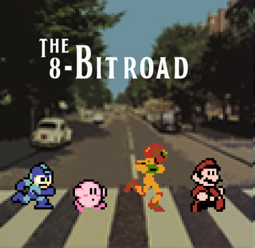 The 8-Bitroad