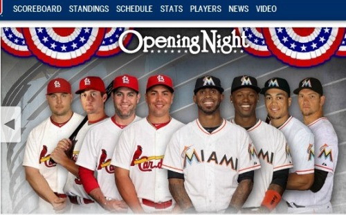 two former mets front and center on mlb.com strange.