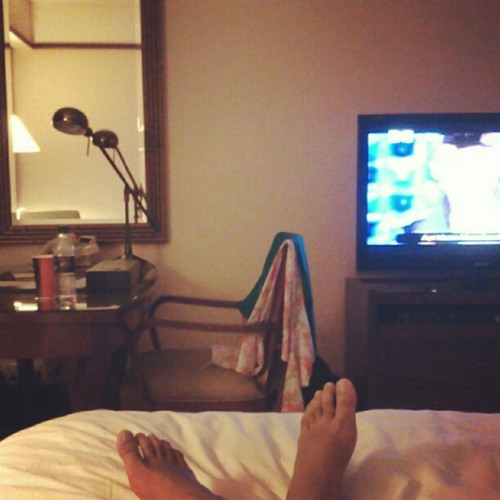 I don't wanna leave this room.. (Taken with instagram)