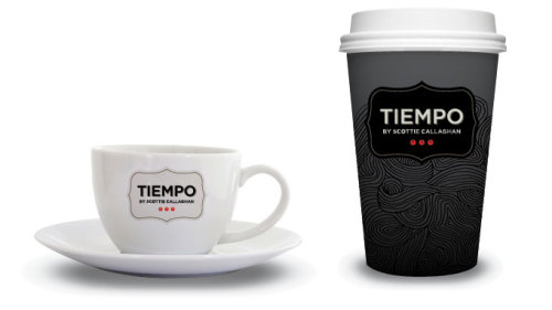 visualgraphic:  Tiempo Coffee