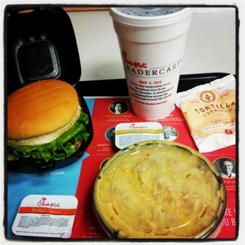 Lunch (Taken with instagram)