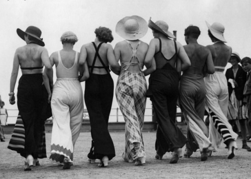 Beach Pajamas c.1933