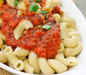 findvegan:  Easy, fast and delicious Marinara Sauce.