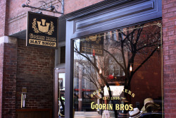 Hats Off To Goorin Bros. & Prescriptive Music  Goorin Bros. has been making bold, signature hats since 1895 and now features music by Prescriptive Music to match its classic and grand atmosphere. With twenty-two locations across America and Canada, Goorin Bros. offers extensive collections of hat styles ranging from fedoras and top-hats to straw hats, ball caps and an array of accessories to match.  While showing the artistic, rich traditions of San Francisco in the quality and integrity of their hats, they will also feature music from one of the custom channels Prescriptive Music has created specifically for the brand.  The Goorin Eclectic Channel includes a blend of classic and modern rock, soul, country, oldies, jazz, and a dash of electro songs with artists like Erykah Badu, Creedence Clearwater Revival and The Black Keys. On the flip side, The Goorin Classic Channel contains a mix of classic jazz, golden oldies, and Motown hits featuring Bobby Darin, Frankie Valli and the Four Seasons and other artists that have shaped America over the years. Each individual store plays the channel of their choice that best fits their environment and clientele's personal tastes.  No matter which Goorin Bros. you visit, you can be sure that they will deliver more than just trendy and stylish hats, but an experience where buying a hat is just as personal and special as it was back in the good old days.  Whether going out to a classy cocktail party in the city or taking a stroll in the park, Goorin Bros. has the perfect hat for the occasion.