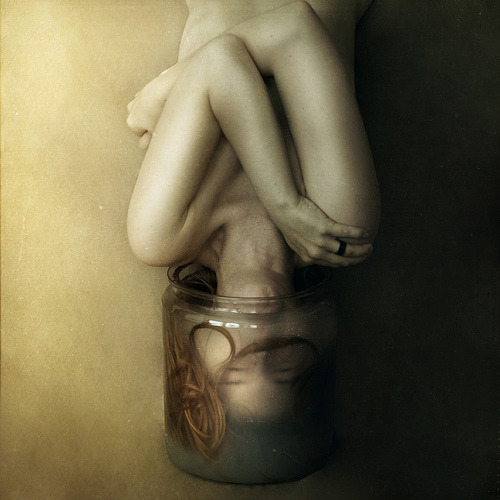 Fetus, Brooke Shaden See many more works on her website, flickr and follow her on Facebook.
