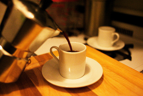 stovetop espresso | Flickr – 相片分享! on We Heart It. http://weheartit.com/entry/24649366