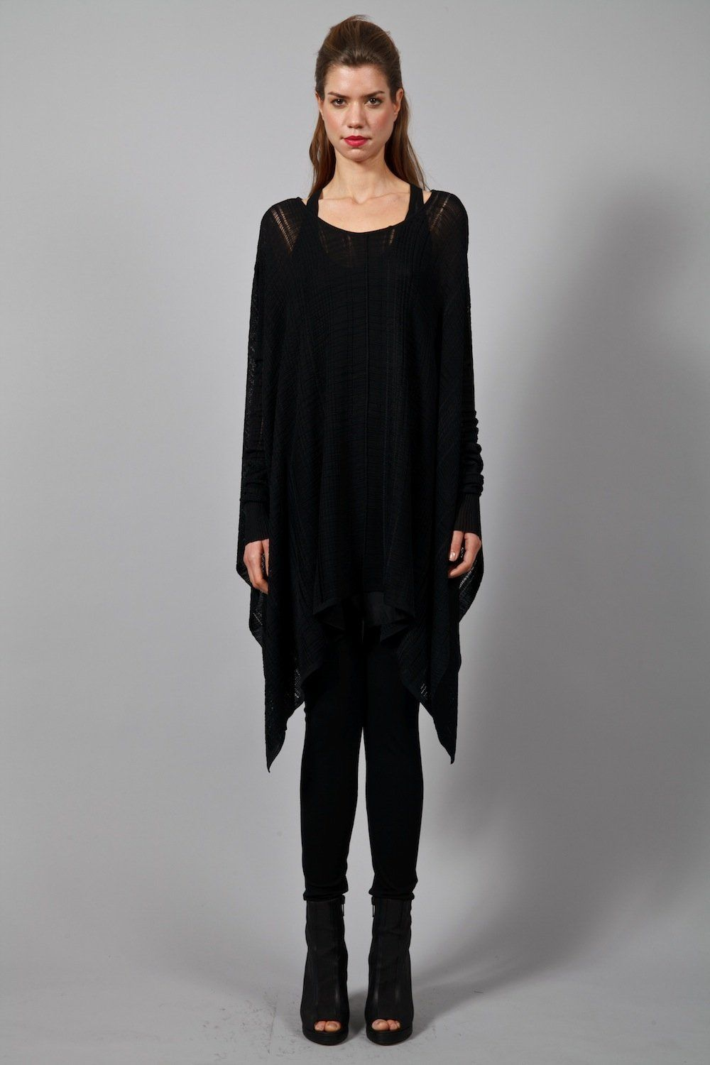 Damir Doma Knitted Oversize Top