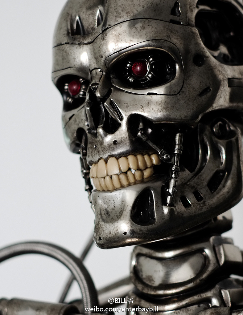 [TEASER] Terminator 2: Endoskeleton HD Masterpiece - Enterbay