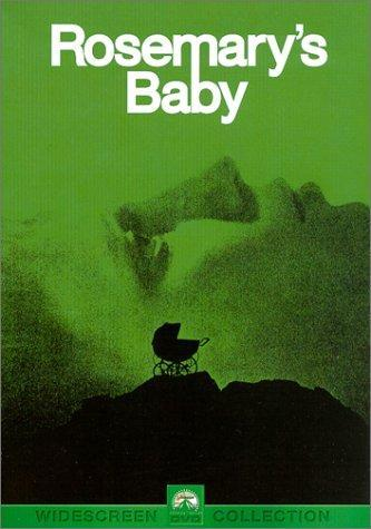"Watching Rosemary's Baby: ""A young couple move into a new apartment, only to be surrounded by peculiar neighbors and occurrences. When the wife becomes mysteriously pregnant, paranoia over the safety of her unborn child begins controlling her life.""  [Last lines] Roman Castevet: Rock him. Rosemary Woodhouse: You're trying to get me to be his mother. Roman Castevet: Aren't you his mother? [She starts to hum a lullaby]"