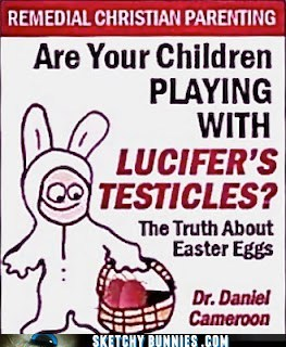Lucifer's testicles!? Please let this exist.