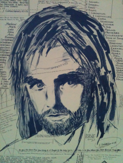 Charles Manson or Jesus? You decide.