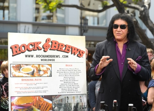 "rollingstone:  KISS rocker Gene Simmons has opened a new restaurant in Southern California, and took the occasion to tell Rolling Stone how his populist eatery connects to everything from disco's inclusion in the Rock and Roll Hall of Fame (""What an insult to the memory of Little Richard and Chuck Berry to have disco artists who don't write their own songs and play their own instruments. It's a sham to have Grandmaster Flash and Disco Bob and MC Criminal in there"") to Kurt Cobain's suicide (""I say this respectfully to him – 'fuck off'"") to, well, pretty much any music made after 1990 other than Katy Perry (""I love her voice"") and Madonna (""a true rock star"")."