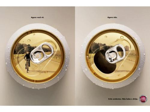 Fiat Campaign against the drinking and drive attitude. Very Nice!!