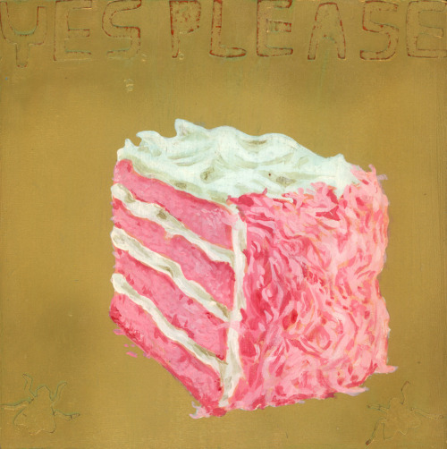 jenbekmanprojects:  Yes Please by Martha Rich | Buy the limited-edition art on 20x200.com here.