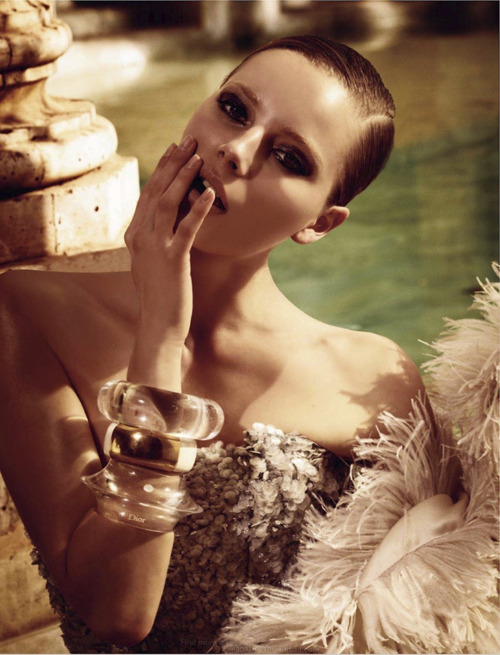 "Marie Claire Spain April 2012""Zelda""ph: Sergi Pons(anneofcarversville)"