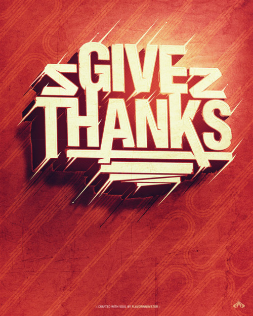 Give Thanks - FlavorInnovator