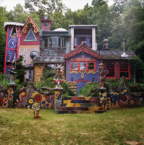 hippist:  My dream home