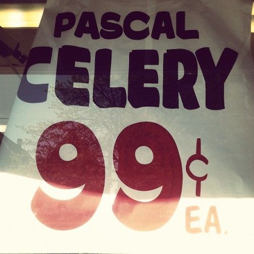 Not related to Pascal Dupuis (Taken with Instagram at Associated Supermarket)