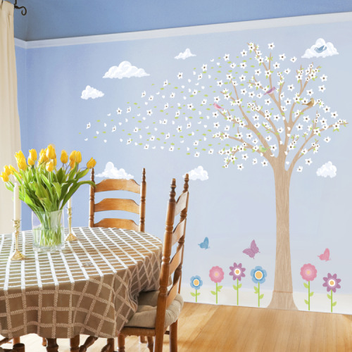 This is our new spring tree that we have just put on our site check it out, just click the pic cause blank walls are stupid.