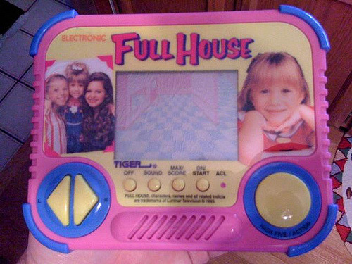 Full House Handheld