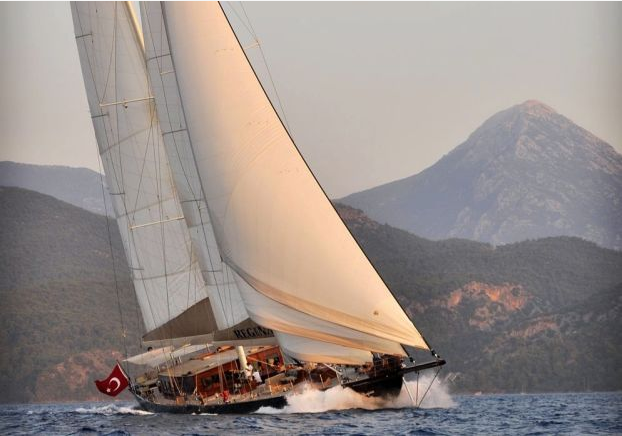 Have you ever sailed on the Aegean? Summer is almost here, yachting makes a perfect vacation…
