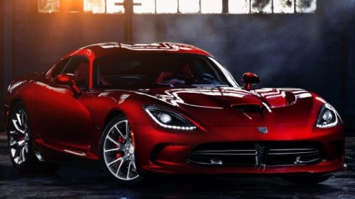2013 Dodge Viper SRT (V10, 8.4-Liter, 640HP) Just revealed at New York Auto Show
