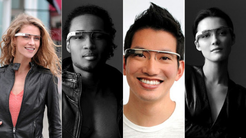 Do the Google Glasses Augmented Reality Specs remind anyone of the earpieces in 'Army of Ghosts'? ibovaryyou:  Anyone else thinks this could be our equivalent of the cybermen EarPods? I'm scared.