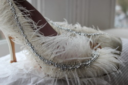 Amazing shoes by Emmy from our shoot for Lionheart Magazine