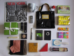 A little taster…  The purchases I made whilst in New York..not all for me, I promise!