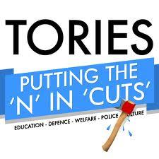 Tories are a danger to the UK Under the current Tory government it once again has been typical tory behaviour, the poor get poorer and the rich get richer. The gap between rich and poor is now getting wider again and we have seen the consequences of this, mostly via rioting and social disruption as this is the only way the lower classes in this country can be heard. The most recent example was the ' Pasty Tax ' we've fell for it yet again,  it seems to be that the areas where the cuts are hitting most is the ones which affect the prices involving the lower classes, after all it was pretty clear that David Cameron does not eat pasties very often, hes more likely to eat caviare which is something that wasn't taxed but something that would have earned the government much more money than barely 2 pence they will make from a cheap pasty.  The fact is that David Cameron won't win the next election, so he wants to suck as much of those beneficial services that have been given to the people in this country that really need it, and give it back to the rich and the tory system thrives on repression of some. I'm not usually as blunt as this in my blog posts, but this is a blunt issue, and quite frankly the subject is that because the tories and their voters alike do not use services such as the NHS ( probably the best service England has ever produced ) they do not see why they should fund them, as it doesn't benefit them and they do not use it, its a dog eat dog mindset and quite frankly if you cant afford to pay for things like your own healthcare, its your own problem, you wont be looked after by the government, deal with it. The problem is that the people in this country have nothing in common with its political leaders, they don't represent us. They are the few not the many, but in a country which is so severely judged on background, it is the root of so many decision made by people who are not the right people to make them. As for the rise of crime in this country, the problem is an underlying one and because of our attitude of punishment equally justice being done we simply ignore the real problems and causes of rates of crimes. The problems are social ones, and it is not very hard to understand what these problems are, people wouldn't steal if they were allowed to get a job that pays a fair amount where they can purchase their own goods, people who commit crimes are mostly the working classes to the working classes, and it is because of how deprived they have become, there are underlying problems that need to be addressed and people like David Cameron do not have the answer.