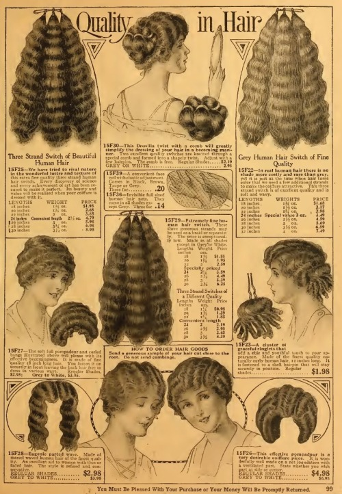 ~ Perry, Dame & Co., Fall/Winter 1919-1920via internet archive(click to enlarge)