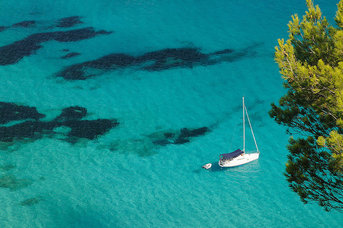 travelingcolors:  Formentera, Balearic Islands | Spain (by christophandre)