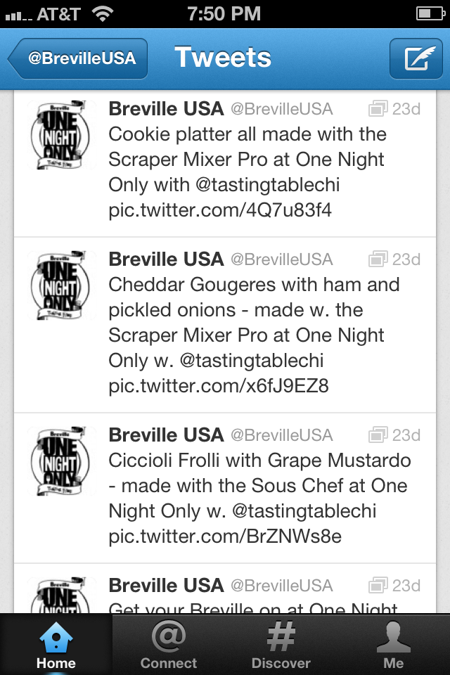 Cool to see @brevilleusa has adopted the logo I drew for their avatar