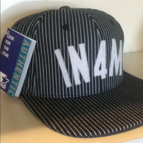 #in4mation #starter #snapback  (Taken with Instagram at Headliners)