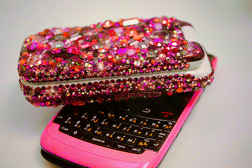 pink blackberry