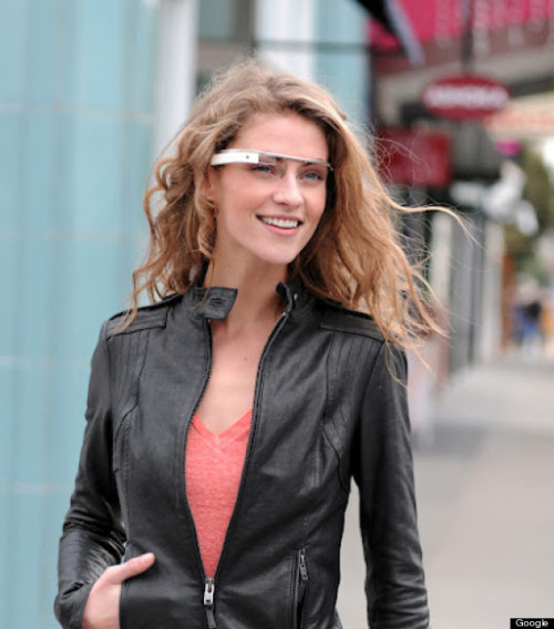 Google Glasses, Google X & WOBI on Google Currents. First off, the picture relates to this story and video on Huffington Post: Google Shows Off, Teases Augmented Reality Spectacles Secondly, the WOBI blog today features a video and post on Top Secret Google X. And finally, we're thrilled to launch WOBI on Google Currents.  Follow that link to download the app and to subscribe to free updates.