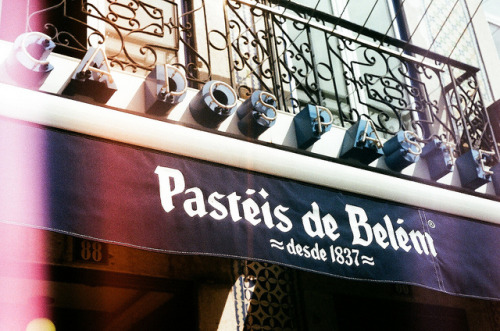 Pasteis de Belem, Lisbon by but_those_are on Flickr.