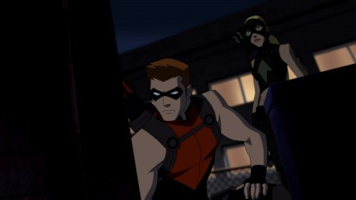 "Young Justice ""Performance"" Images & Description"