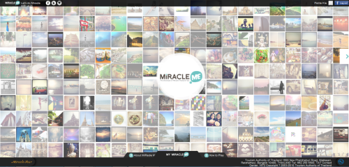 Share your Miracles in Thailand by uploading your photos via  Instagram Facebook Twitter  or  http://www.mymiraclethailand.com/  and TAG #miraclethailand (for Instagram and Twitter) and @miraclethailand for Facebook. Thailand needs you to show the Miracles!